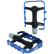 NC-17 Trekking Pro Pedal Alu schwarz/blau